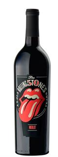 Wines That Rock Merlot Rolling Stones...